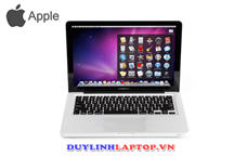 Macbook Pro 13 MC374 2010 cũ ( CPU P8600, ram 4G, HDD 250GB, Card GT320, Pin 2h)