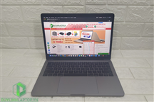 Macbook Pro 2017 MPQX2 Xám | i5 | RAM 8GB | SSD 128GB | Iris Plus Graphics 640 | 13Inch UHD