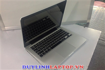 Macbook Pro MC700LL/A 13 2011 Cũ (CPU i5-2415M, Ram 4GB, HDD 320GB, pin 3h)