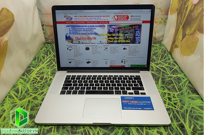 Macbook Pro Rentina 15 EMC2674 Core i7 (Late-2013)