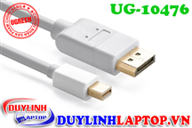 Mini Displayport to Displayport dài 1,5m Ugreen 10476 Hỗ trợ Full HD 3D 4K