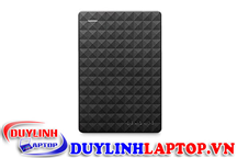 Ổ cứng di động Seagate Portable Expansion 2.5 inches 1TB Đen