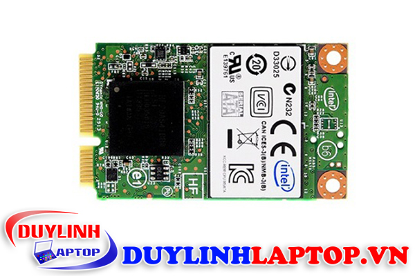 Ổ cứng SSD Msata Intel 180GB 525 Series