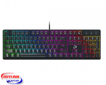 Phím Cơ DareU DK1280 RGB Blue/Brown/Red Switch