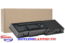 Pin Laptop Dell UD265, UD267, XU937, 131L, D6400, GD761, KD476, TD347