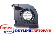 Quạt Chip HP DV3-4000. DV3-4010, DV3-4100, DM4