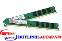 RAM Kingston 2Gb DDR3 Bus 1600Mhz
