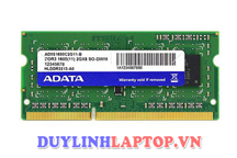 Ram laptop Adata 2GB ddr3 bus 1333mhz