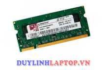 Ram laptop kingston 1GB ddr2 bus 800mhz