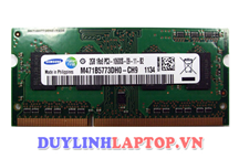 Ram laptop SamSung 2gb ddr3 bus 1333mhz