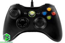 Tay cầm Microsoft Xbox 360 Controller for Windows