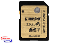 Thẻ nhớ Kingston SD Class 10 SDA10/32GB